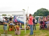 crowd-excited-to-get-a-chance-at-archery-courtesy-of-lough-bough-shooting-centre