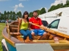 testing-the-oars-in-the-mens-shed-boat