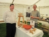 cllr-martin-baker-visiting-matt-jones-woodturners-stand-at-the-2012-sligo-county-agricultural-showjpg