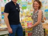 imelda-with-aidan-tighe-of-toymaster-ballymote-who-kindly-sponsored-the-childrens-craft-section